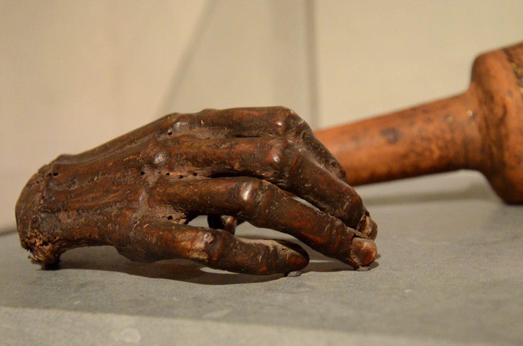 Hand Rudolfs von Rheinfelden